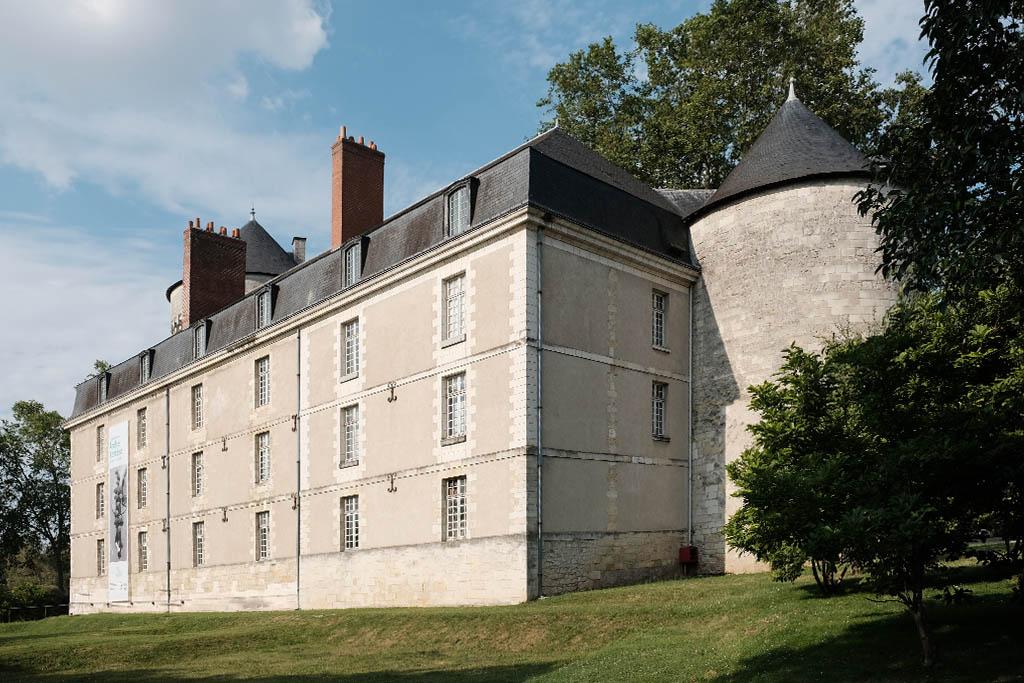 Château de Tours Lieu culturel en partenariat avec le Jeu de Paume