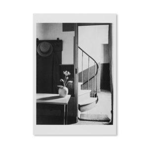 André Kertész - Chez Mondrian - Carte postale