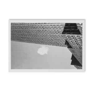 André Kertész - Nuage égaré - Carte postale