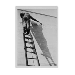 André Kertész - Peintre d'ombre - Carte postale