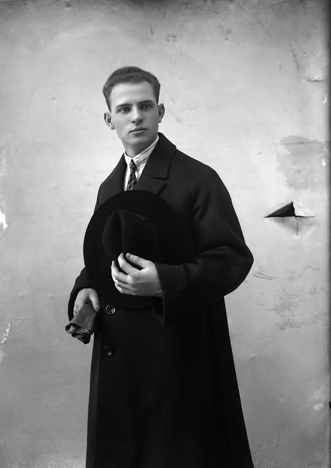Kasimir Zgorecki - Autoportrait